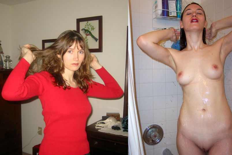 JesusRaves Before and After Clothed And Nude (19)